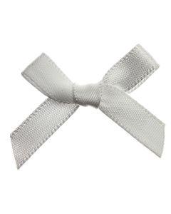 Ivory Ribbon Bows 7mm