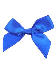 Royal Blue Ribbon Bows 15mm