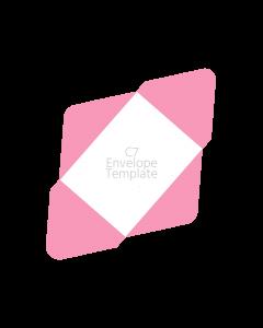 C7 Envelope Template