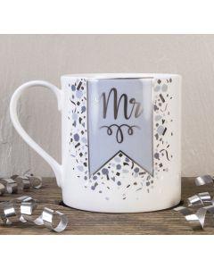 Mr Bone China Mug