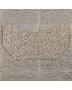 Enfolio Tentfold (Lg Sq) Add on Pocket - Champagne Supernova Glitter Card