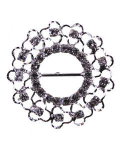 Diamante Lace Buckle