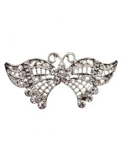 Aurore Butterfly Diamante Embellishment