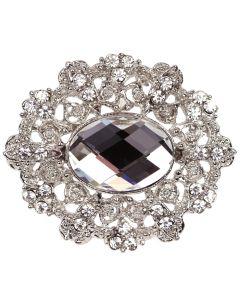 Marquise - an elegant wedding brooch