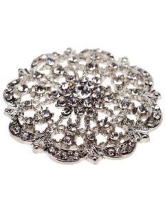 Helios - a large circular diamante embellishment