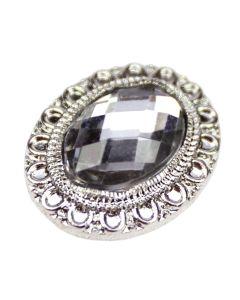 Santiago - a metal and gem embellishment