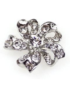 Fleur de Beau - a diamante flower embellishment