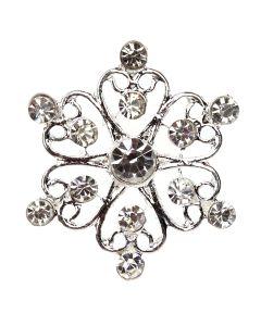 St Moritz (Bright) Diamante Embellishment