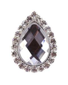 Sancy (Clear) Diamante and Gem Embslliehment
