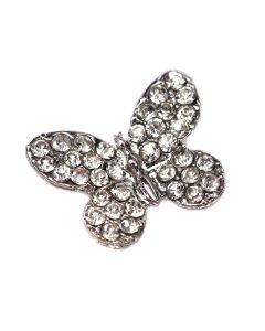 Gossamer Butterfly Diamante Embellishment