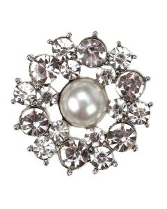 Venita Diamante and Pearl Embellishment