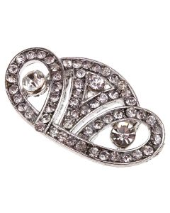 Celticia - Half Knot Celtic Diamante Embellishment