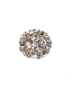 Pia Gold Diamante Embellishment