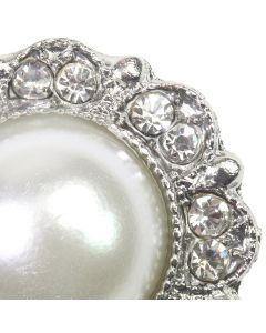 Beautasia Pearl and Diamante Embellishment - Zoom