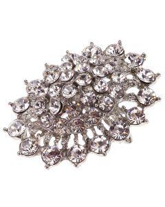 Balmoral Diamante Brooch