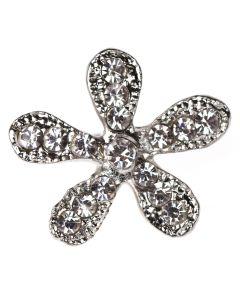 Cherry Blossom - a petal diamante embellishment