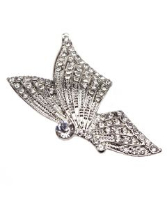 Mariposa - a diamante butterfly embellishment