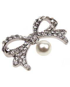 Pearl Bow Embellishment
