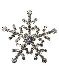 Diamante Snowflake Embellishment