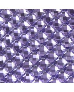 Lilac Diamante Sheet - Zoom
