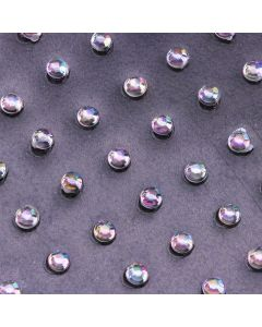 2mm AB Crystal Self Adhesive Diamantes - Zoom
