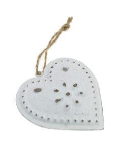 Ivory Vintage Heart Wedding Decoration