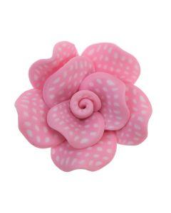 Pink Vintage Clay Rose
