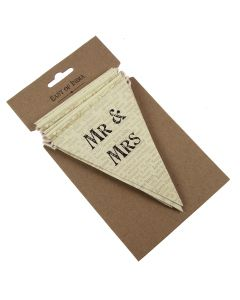 Retro Larger Mr and Mrs Bunting