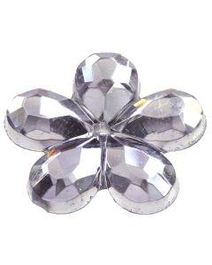 Daisy Shape Crystal Acrylic Gems - Zoom