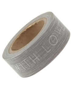With Love Paper Tape