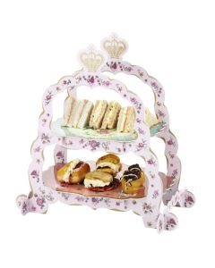 2 Tier - Truly Scrumptious Sandwich/Cake Stand