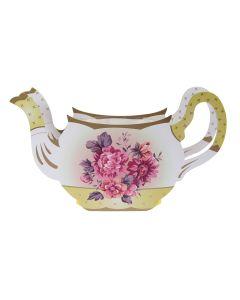 Utterly Scrumptious Teapot Vase