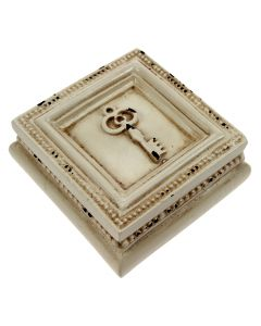 Trinket Box Square - Key Design
