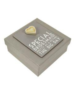 'Special Bridesmaid' Gift Box