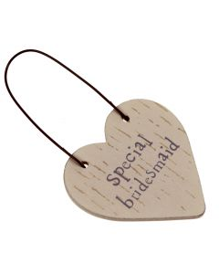 'Special Bridesmaid' Gift Ornament