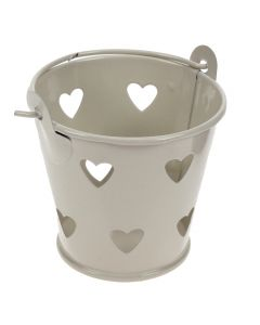 Ivory Wedding Favour Pails