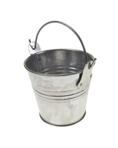 Galvanised Favour Pail
