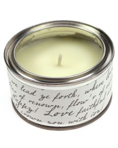 'Follow Your Heart' Candle - Wild Fig and Pear Fragrance