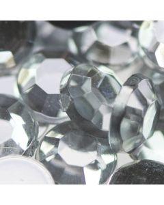 4.5mm Acrylic Diamante Gems Wholesale Packs