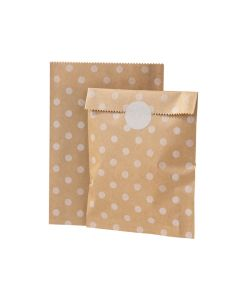 Mix and Match Treat Bags - Kraft Spot