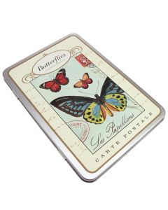 Cavallini & Co 'Carte Postal' Assorted Postcards - Butterflies