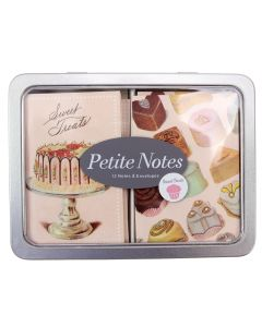 Sweet Treats Petite Notes - Tin
