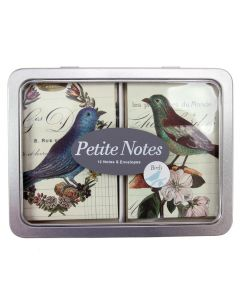 Birds Petite Notes - Tin
