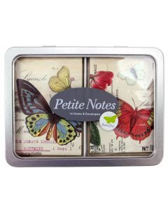Butterflies Petite Notes - Tin