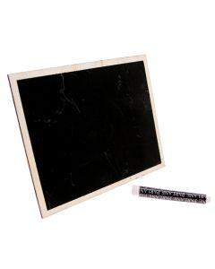 Single Chalkboard Clip