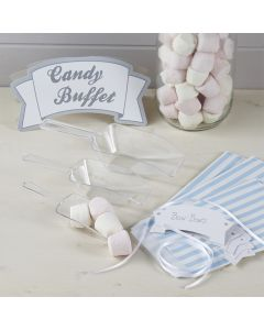 Candy Bar or Buffet Kit (Pastel Blue)