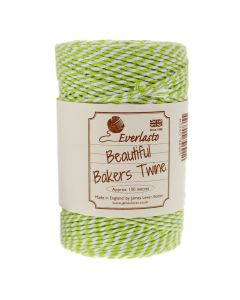 Spring Green Baker's Twine