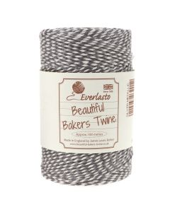 Silver Metallic Baker's Twine