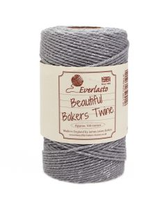 Silver Sparkle Bakers Twine