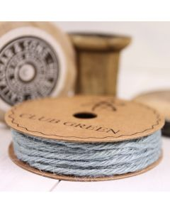 Hessian String - Blue